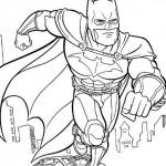 Batman Corriendo