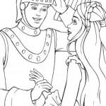 El caballero y la Princesa