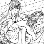 Hermione y Harry