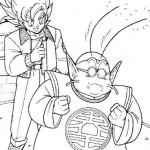 Goku y Kahiosama