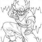 Goku con problemas del corazón