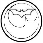 La insignia de Batman