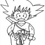 Goku de Pequeño