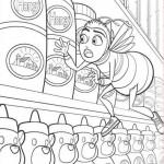 Se sorprende al ver que la miel es empaquetada