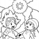 Los Digimon en problemas