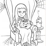 La bruja y su sillón