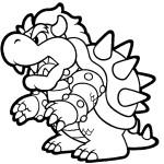 Bowser, el peor enemigo de Mario, necesita vuestra ayuda