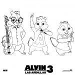 Dibujo Alvin y las ardillas 1495328333