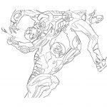 Dibujo Ant-Man 1495028610