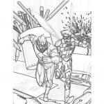 Dibujo Ant-Man 1495028682