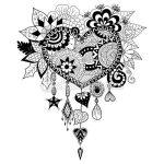 Dibujo Atrapasueños 1494415611