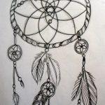 Dibujo Atrapasueños 1494415732