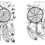 Dibujo Atrapasueños 1494415794