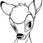 Dibujo Bambi 1495330087