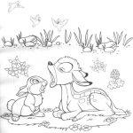 Dibujo Bambi 1495330096