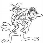 Dibujo Barbapapa 1495330367