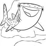 Dibujo Buscando a Dory 1494407704