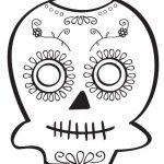 Dibujo Calaveras Mexicanas 1494417413