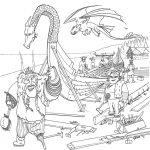 Dibujo Cómo entrenar a tu Dragón 1494432787