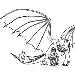 Dibujo Cómo entrenar a tu Dragón 1494432803
