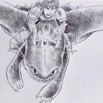 Dibujo Cómo entrenar a tu Dragón 1494432935