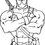 Dibujo Deadpool 1494435287