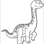 Dibujo Dinosaurios 1495029505