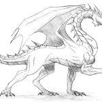 Dibujo Dragones 1494349469