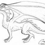 Dibujo Dragones 1494349478