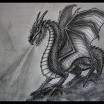 Dibujo Dragones 1494349569