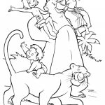 Dibujo El libro de la Selva 1494582057