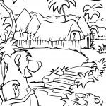 Dibujo El libro de la Selva 1494582095