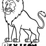 Dibujo El Rey León 1494406866