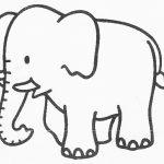 Dibujo Elefantes 1495031110
