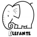 Dibujo Elefantes 1495031169