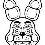 Dibujo Five Nights at Freddy 1494434828