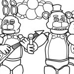Dibujo Five Nights at Freddy 1494434843