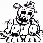 Dibujo Five Nights at Freddy 1494434857