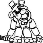 Dibujo Five Nights at Freddy 1494434884
