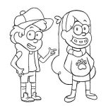 Dibujo Gravity Falls 1494433364