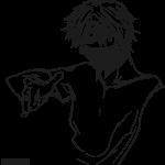 Dibujo Kaneki Ken 1494431324
