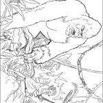 Dibujo King Kong 1494419067
