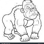 Dibujo King Kong 1494419175