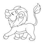 Dibujo Leones 1495091899