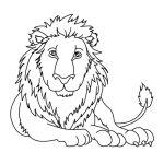 Dibujo Leones 1495091951