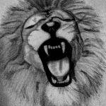 Dibujo Leones 1495091974