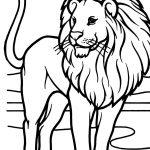 Dibujo Leones 1495092035