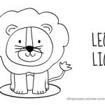 Dibujo Leones 1495092047