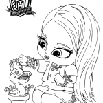 Dibujo monster high 1494340139