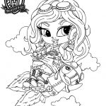 Dibujo monster high 1494340143